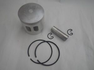 Yamaha G1 2-Cycle Gas Golf Cart Piston, Anneaux, Poignet Broche, Clips Kit .25mm