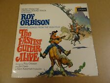 LP LONDON / ROY ORBISON SINGING SONGS FROM THE MGM FILM THE FASTEST GUITAR ALIVE