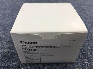 Canon Lens Hood ET-83B II 2698A001AA EF 200mm F2.8 L II USM from JAPAN