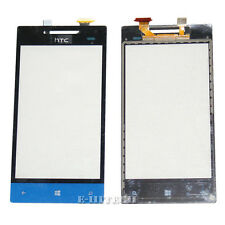 Htc Windows Phone 8s Blue Digitizer Touch Screen Glass Pad Replacement + tools