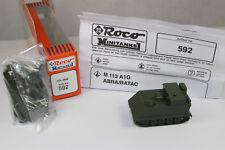 Ro1144, roco Minitanks 592 m113 a1g abra radar Artillery vehi. box Mint 1/87 Ho