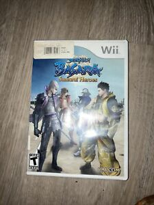 Sengoku Basara: Samurai Heroes (Nintendo Wii, 2010)