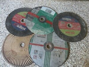 5 x Cutting Discs 23cm