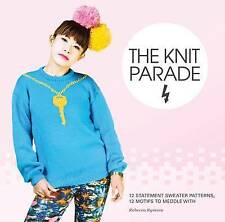 The Knit Parade: 12 Statement Sweater Patterns, 12 Motifs to Meddle With, Wheres