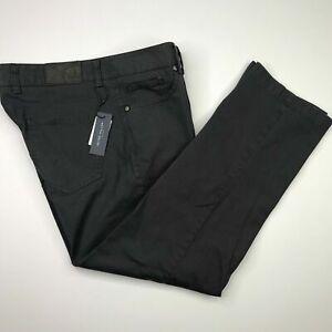 NWT~PETER MILLAR COLLECTION MEN'S 5 POCKET PANTS~DARK GRAY~38 WAIST ~ MSRP $248