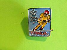 1988 Calgary Winter Olympics Tyrolia Official Supplier Pin