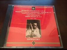 Sofronitsky plays beethoven and others