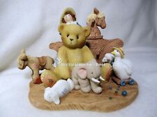 Cherished Teddies Benjamin 1999 European Cherished Rewards NIB