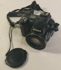 Nikon E5700 Coolpix Digital Camera with Accessories Working