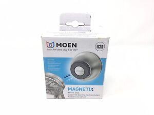 Moen - Magnetix - 196117SRN - Remote Dock for Shower Head - Brushed Nickel