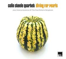 Colin Quartet Steele-Diving for Pearls CD NUOVO