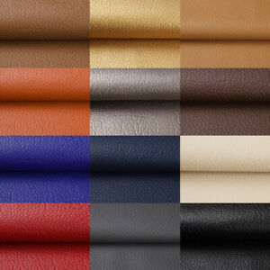"""Continuous Marine Vinyl Fabric Faux Leather Boat Auto Upholstery 54"""" By the Yard"""