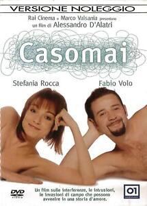 CASOMAI - EX NOLEGGIO  DVD COMICO-COMMEDIA