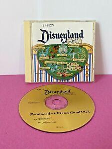 Walt Disney Imagineering Disneyland Forever Music Audio CD Custom Made Rare