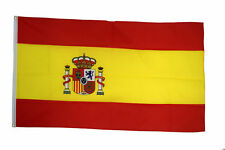 More details for spain flags & bunting - 5 x 3 ft 3 x 2 ft & giant 8 x 5 ft - table hand spanish