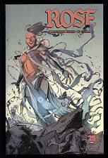 Rose (2017) #1 Color Variant Cover Image 25th Anniv Blind Box Finch Ig Guara Nm