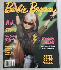 Barbie Bazaar Magazine June 2002 Generation Girls Toy Fair Report