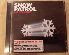 Up To Now by Snow Patrol (CD, 2 Discs, Interscope (USA))