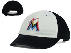 New NWT Miami Marlins 47 MLB HOF Hall of Fame Toddler Adjustable Cap Hat GD