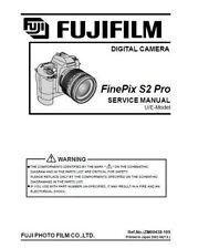 FUJIFILM FINEPIX S2 PRO SERVICE & REPAIR MANUAL