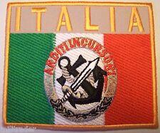 Italy Italian Navy Commando Rangers/Raiders Patch (Variant)