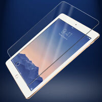 "9HD Clear Tempered Glass Screen Protector For New iPad 6th Generation 9.7"" 2018"