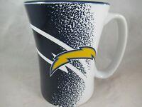 NFL LA Chargers Coffee Mug 14 oz Mocha Style Boelter Brands