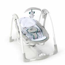 Ingenuity ConvertMe Swing 2 Seat Baby/infant Gliding Swing/rocker Nash 0m