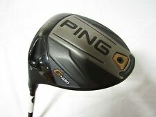 Used LH Ping G400 9° Driver Ping Alta 55 Graphite Shaft Stiff S Flex