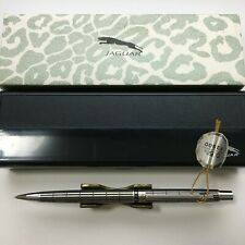 205 Mitsubishi Jaguar Mechanical Pencil Black Stripe Motif NOS Made in Japan