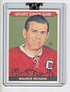 2007 Sportkings #26 Maurice Richard
