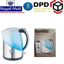 Brand New Breville VKJ794 Stainless Steel Brita Filter Kettle 3kW - 1L