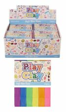 WHOLESALE X 72 PACKS OF 35g PLAY CLAY DOUGH FUN PARTY BAG TOYS