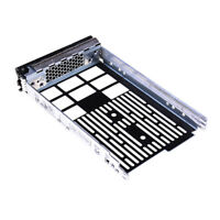 "3.5"" SAS SATA HDD Drive Caddy Tray for dell t410 t610 t710 _TRFR"