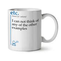 Etc Other NEW White Tea Coffee Mug 11 oz | Wellcoda