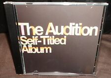 The Audition Self-Titled Album (CD, 2009)