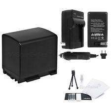 BP-819 Battery + Charger + BONUS for Canon Vixia M32 M300 XA10