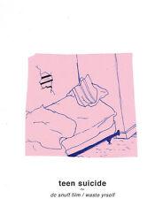Teen Suicide - DC Snuff Film / Waste Yrself [New CD]
