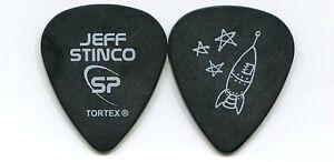 SIMPLE PLAN 2012 Heart Tour Guitar Pick!!! JEFF STINCO custom concert stage Pick
