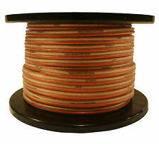 12 Gauge 200ft Speaker Wire TRUE 12GA Vlynx soft cable spool for car home audio