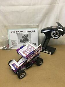 1RC Sprint 3.0 1/18th Scale 2WD Scale Competition Sprint Car (969686564855)