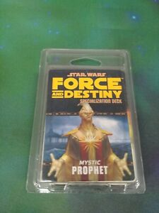 Star Wars Force and Destiny Specialization Deck - Mystic Prophet