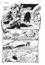 Hawkman #29 p.2 - Re-Origin - 1996 art by Anthony Castrillo