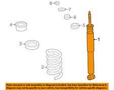 MERCEDES OEM 1997 E420 Front Suspension-Shock 2103200430