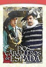 Dos Caballeros De Espada (DVD, 2005)