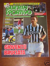 GUERIN SPORTIVO 1992/3 GIANNI RIVERA MILAN ANCONETANI *