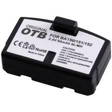 Power-Batería Para Sennheiser BA150 Ba 151 152 RR2500 RR820 RI250S RI250J RI500