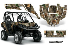 CanAm BRP COMMANDER Graphic Kit Wrap AMR Racing Decal Parts Accessories WOODLAND