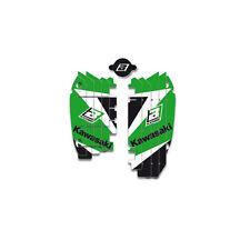 Kühlerschützer Dekor Kawasaki KXF KX-F 450 2009-2015 2014 2013 2012 2011 2010