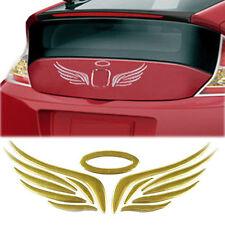 3D Angel Wing Car Stickers Decal Emblem Badge Logo Decoration Hot Seller AU